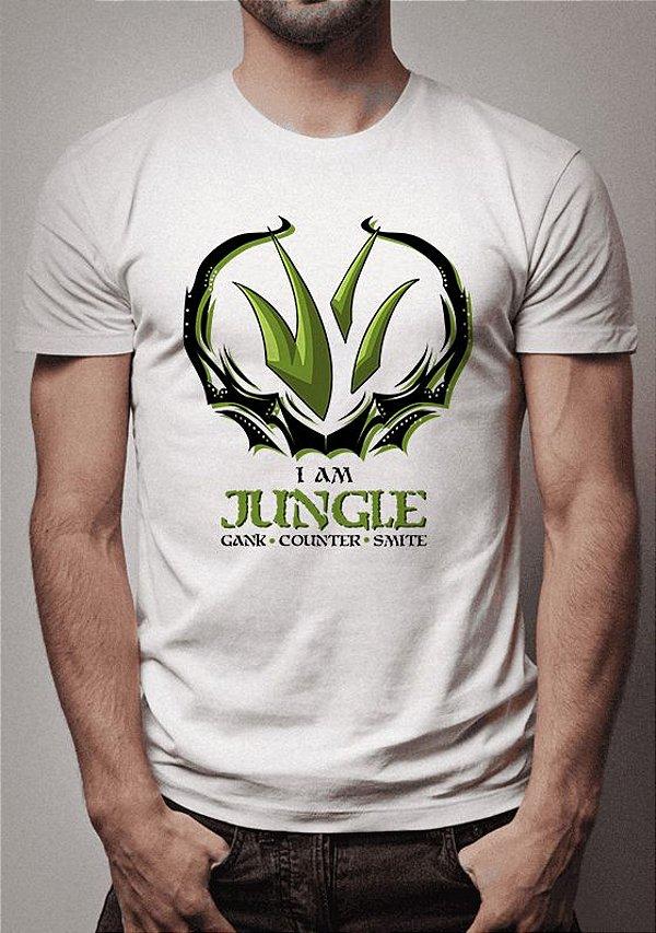 Camiseta Jungle League of Legends