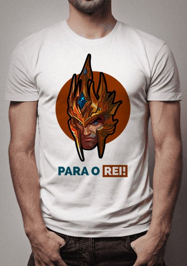 Camiseta Jarvan League of Legends