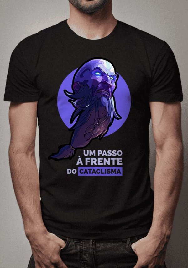 Camiseta Ryze League of Legends