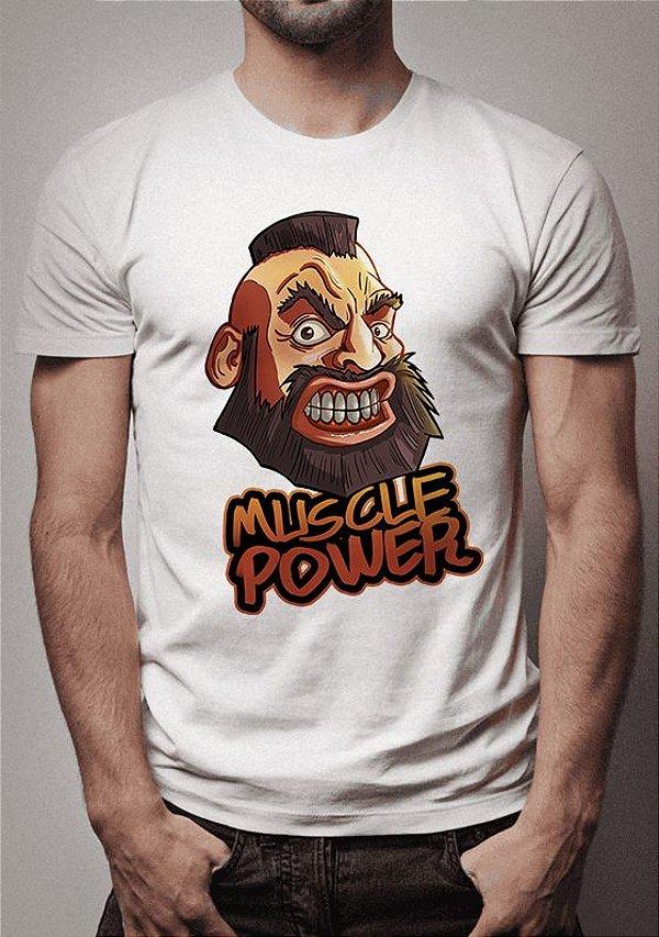 Camiseta Zangief Street Fighter