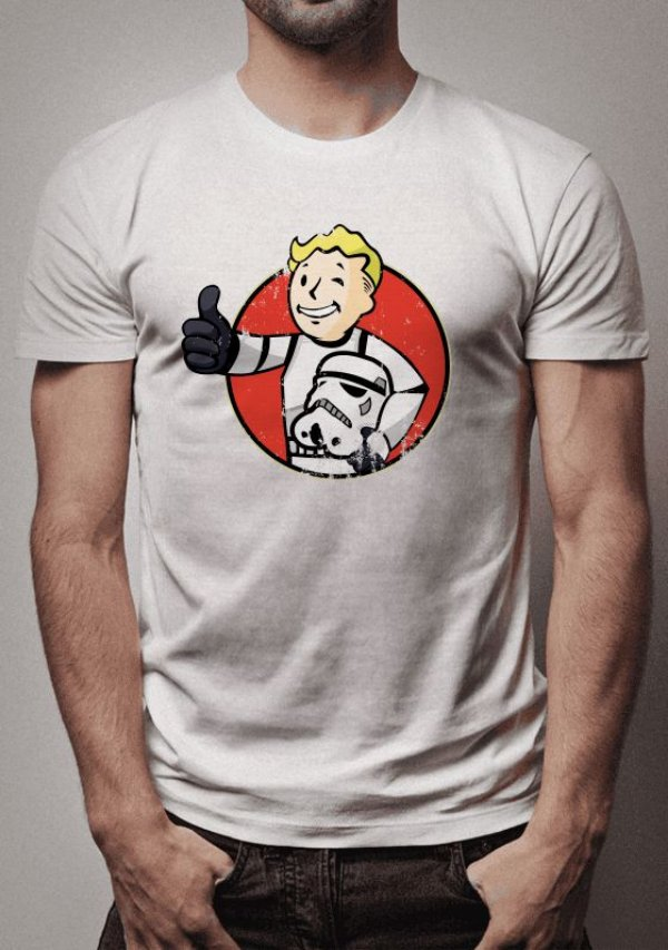 Camiseta StormBoy Star Wars