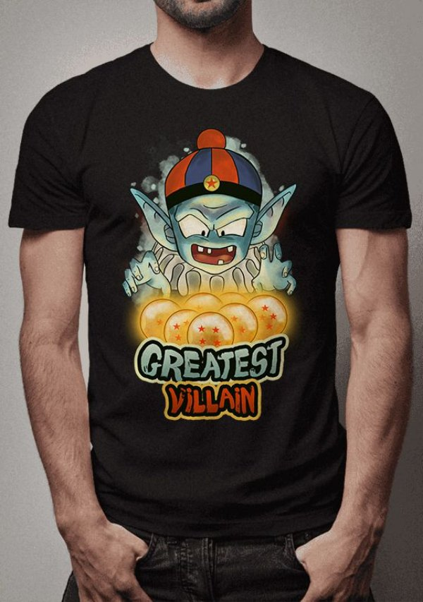 Camiseta Pilaf Dragon Ball