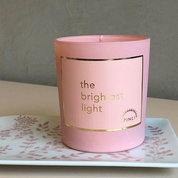 Vela Aromatizada - Brightest Light