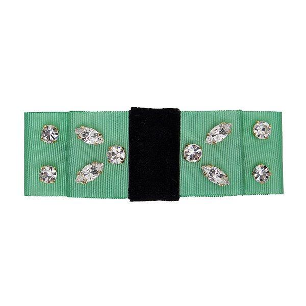 Fivela de Laço Knot Queen Verde