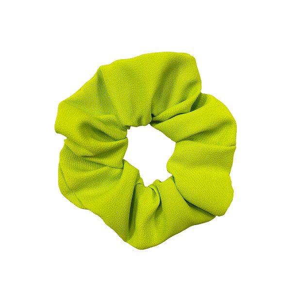 Scrunchie - Elástico Verde Neon