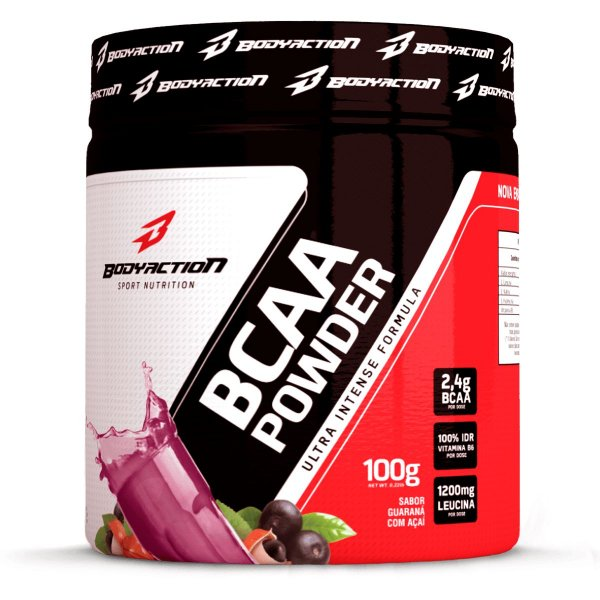 BCAA POWDER 100G
