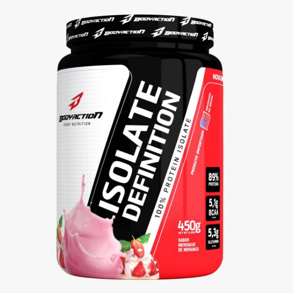 Isolate Definition 450g
