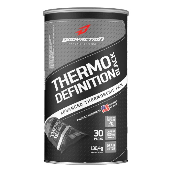 Thermo Definition Black 30 Packs