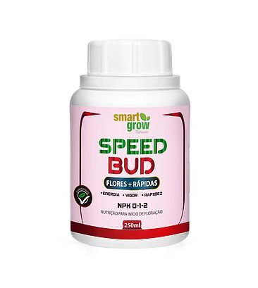 Smart Grow Speed Bud Fertilizante Premium 250ml