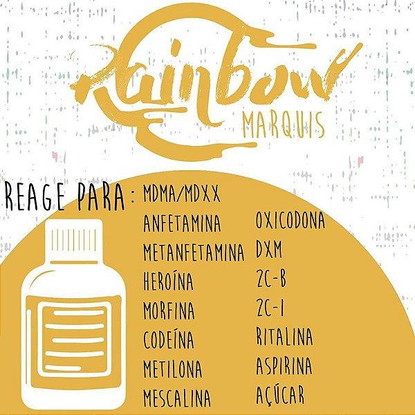 Reagente Marquis - Rainbow