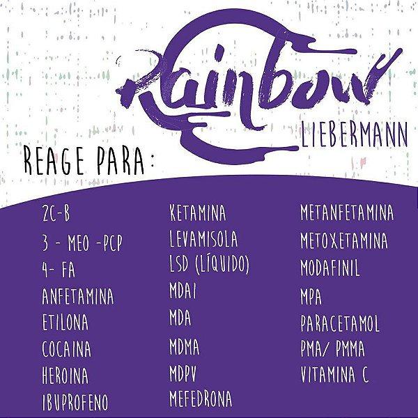 Reagente Liebermann - Rainbow