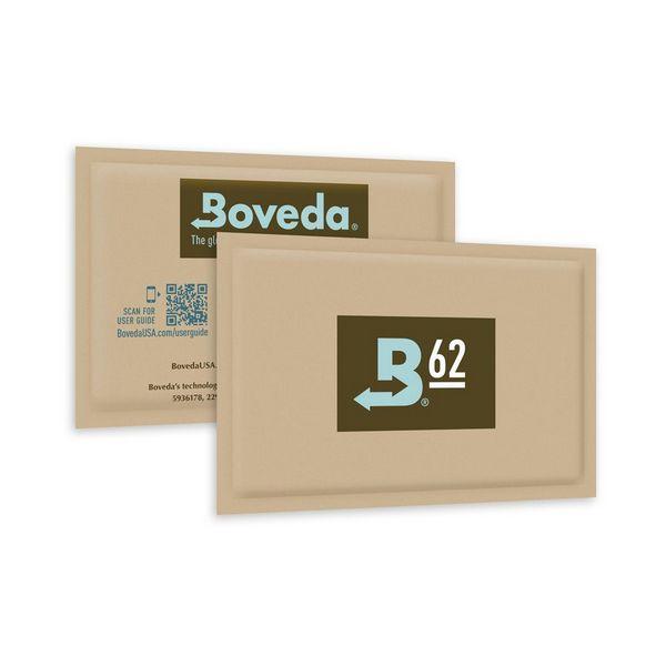 Controlador de Umidade Boveda 62% - 67 Gramas