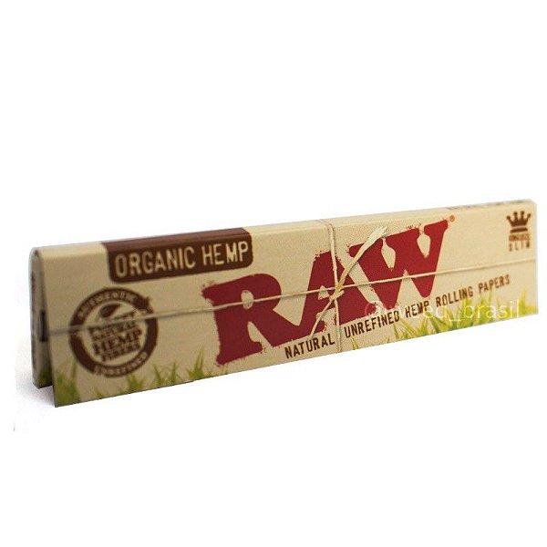 Raw | Seda King Size Orgânica - Original