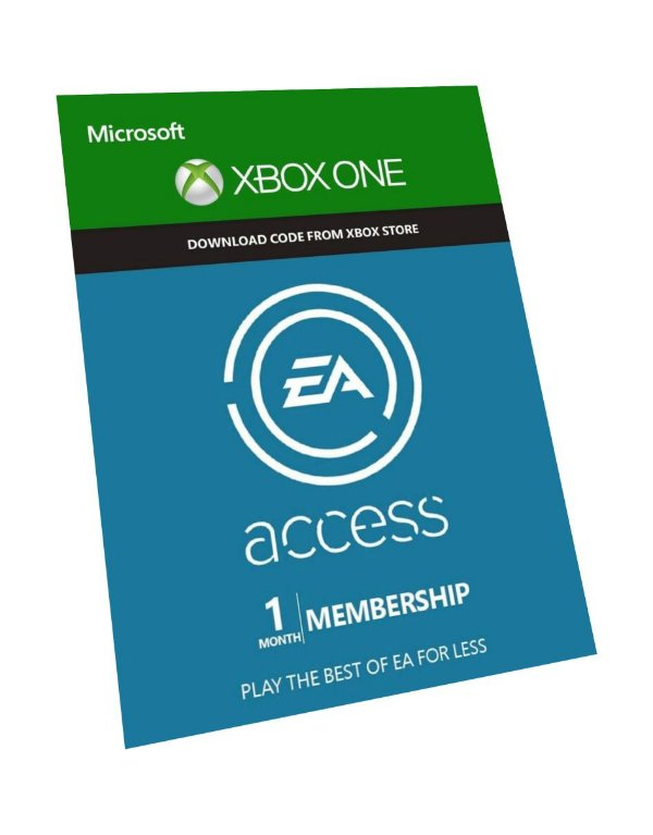 EA Access Xbox One - Assinatura de 12 Meses