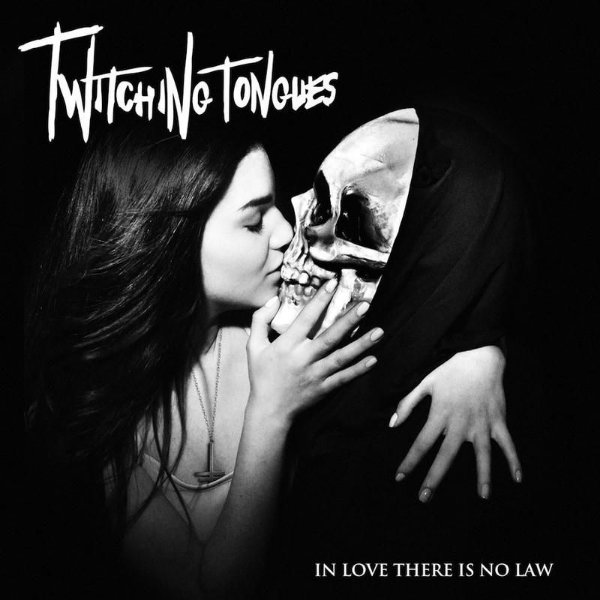 "TWITCHING TONGUES - ""In Love There is No Law"" LP"