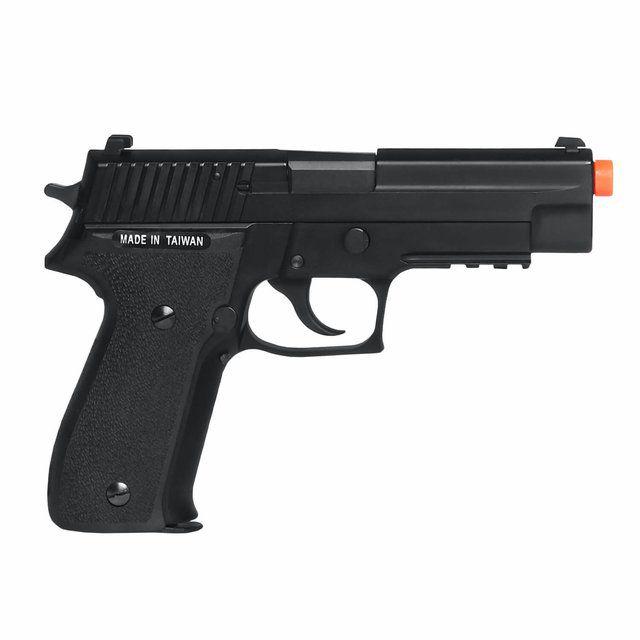 Pistola de Airsoft  a Gás GBB  Sig Sauer P226R - KSC