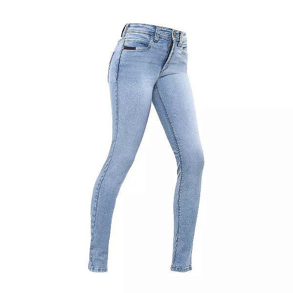 Calça Jeans Fem. Invictus Victory - Azul Artico