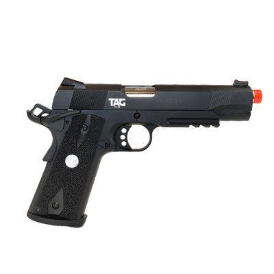 Pistola Airsoft GBB Marcux AG802 Combat  - Tag Airgun