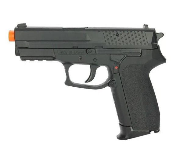 Pistola de Airsoft CO2 Sig KWC SP2022 - 6mm