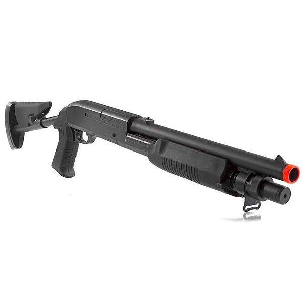 DOUBLE EAGLE - AIRSOFT SHOTGUN TACTICAL M56C - 6MM