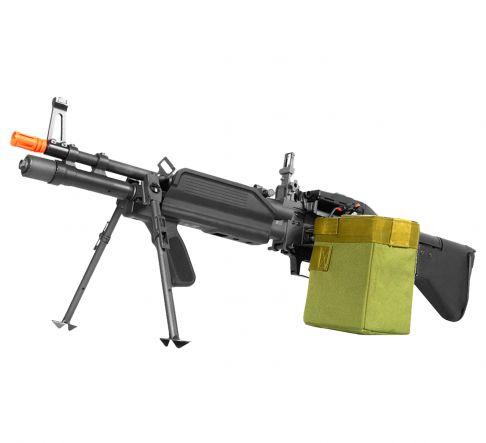 RIFLE AIRSOFT A&K - MK43 FULL METAL