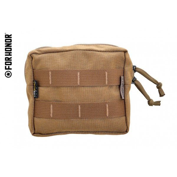 BOLSO HORIZONTAL FORHONOR - COYOTE