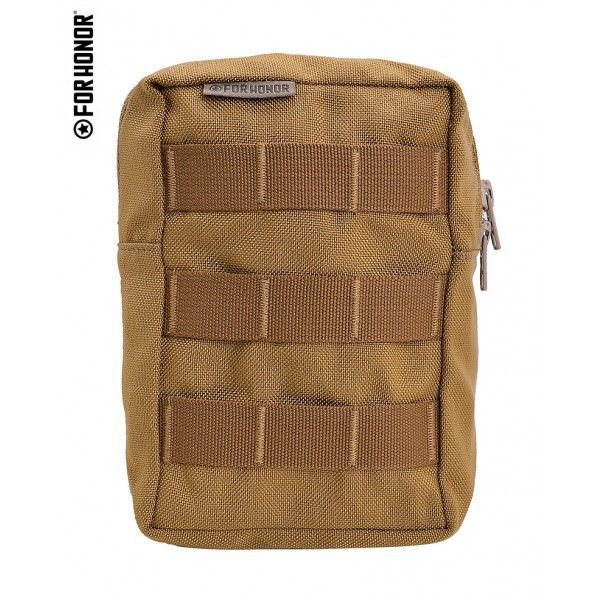 BOLSO VERTICAL FORHONOR - COYOTE