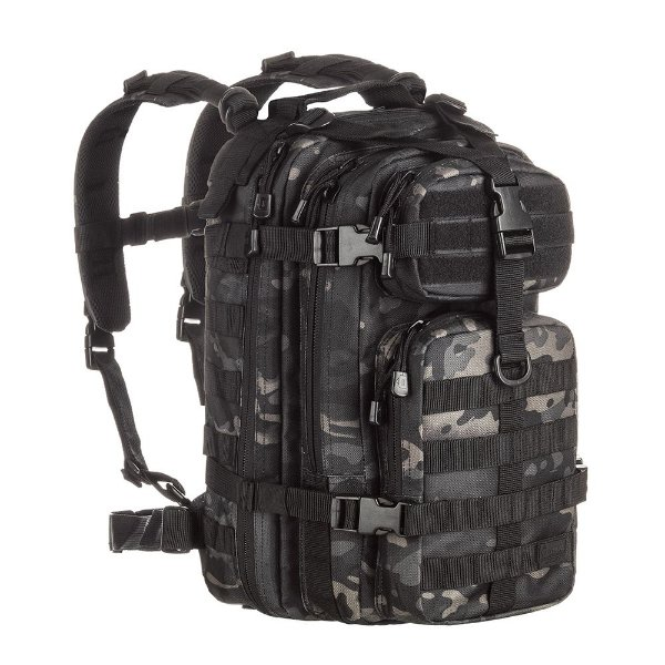MOCHILA ASSAULT INVICTUS - MULTICAM BLACK