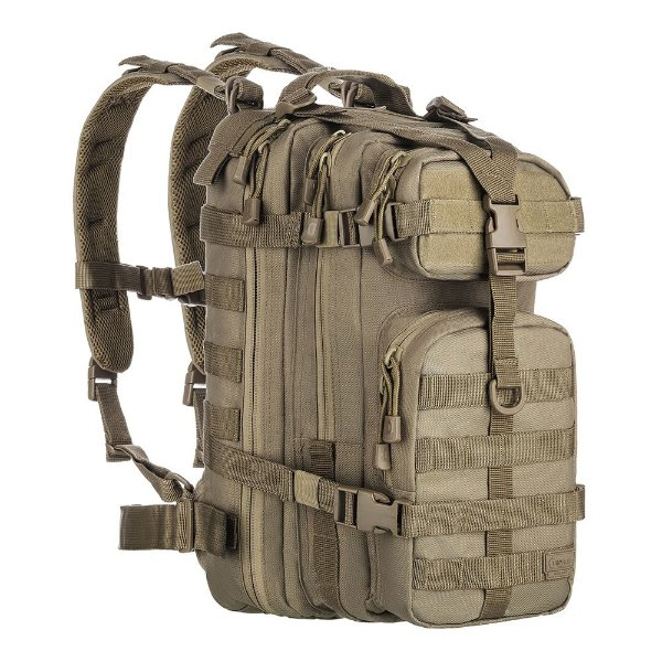 MOCHILA ASSAULT INVICTUS - COYOTE