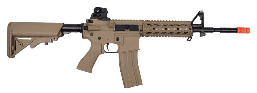 RIFLE AIRSOFT G&G - M4 CM16 RAIDER L DST