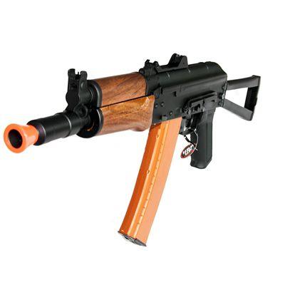 RIFLE AIRSOFT CYMA - AK 74 FULL METAL - 6MM
