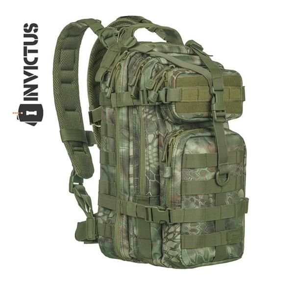 MOCHILA ASSAULT INVICTUS - KRYPTEK MANDRAKE