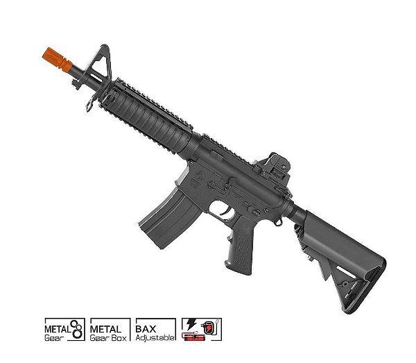 RIFLE AIRSOFT CYBER GUN - COLT M4A1 CQB RIS