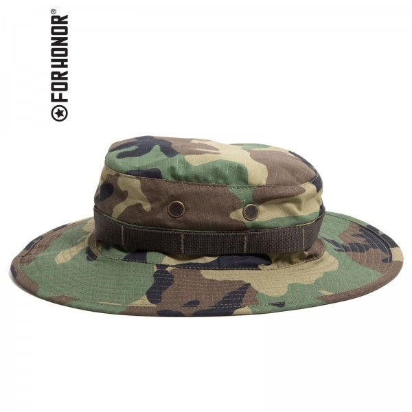 BOONIE HAT FORHONOR - WOODLAND