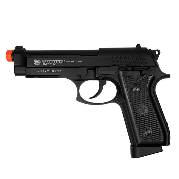 PISTOLA AIRSOFT GBB CO2 TAURUS PT99 FULL METAL - CYBER GUN