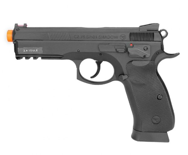 Pistola de Pressão CO2 CZ SP-01 Shadow  ASG - 4,5mm