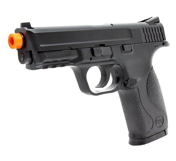 Pistola Airsoft NBB CO2 S&W MP40 - KWC