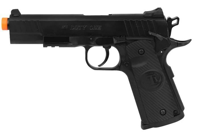PISTOLA AIRSOFT GBB CO2 1911 STI DUTY ONE BLOWBACK - ASG