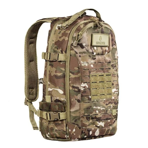 MOCHILA RUSHER - INVICTUS - MULTICAM