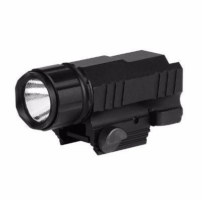 Lanterna para pistola taclite 150 lúmens - Ntk
