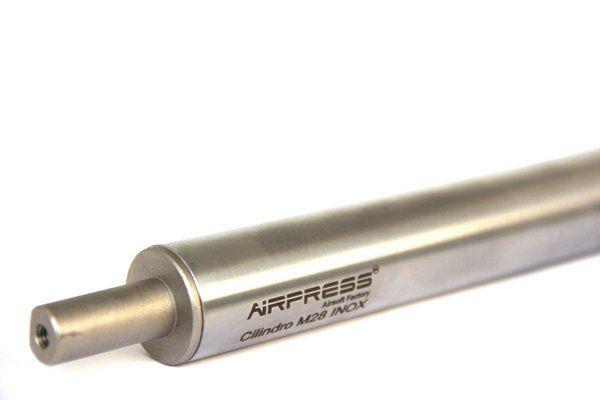 Airpress - Cilindro para  Aço Níquel