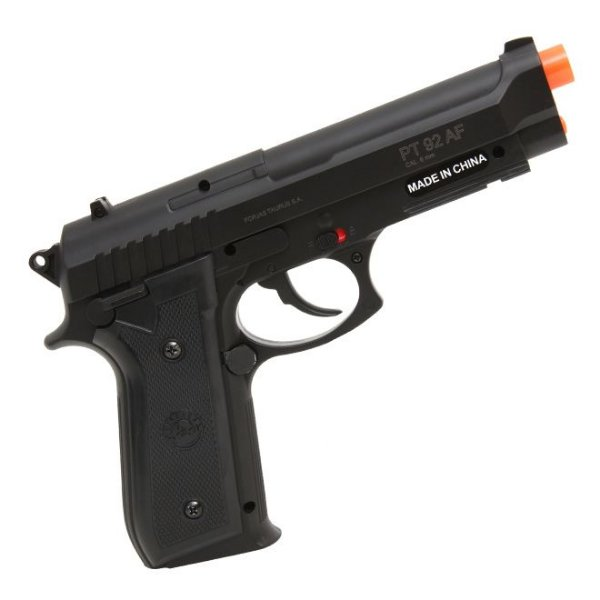 Pistola de Airsoft a Gás CO2 PT92 - Cybergun