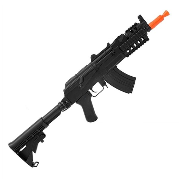 RIFLE AIRSOFT CYMA - AK47 SPETSNAZ TACTICAL CM521C