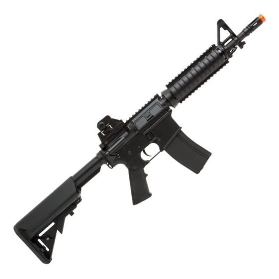 RIFLE AIRSOFT CYBERGUN - COLT M4A1 CQB