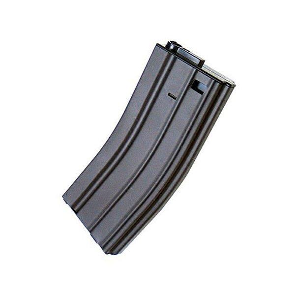 MAGAZINE PARA AIRSOFT M4 HICAP - ROSSI ( METAL )