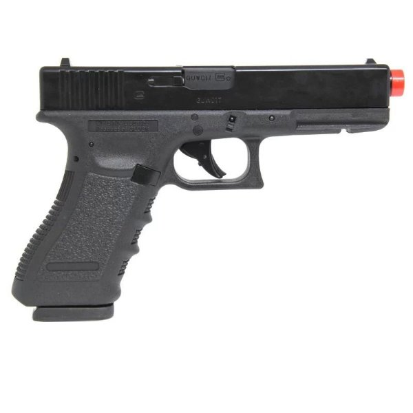 PISTOLA AIRSOFT GBB CO2 GLOCK GK G17 BLOWBACK - UMAREX