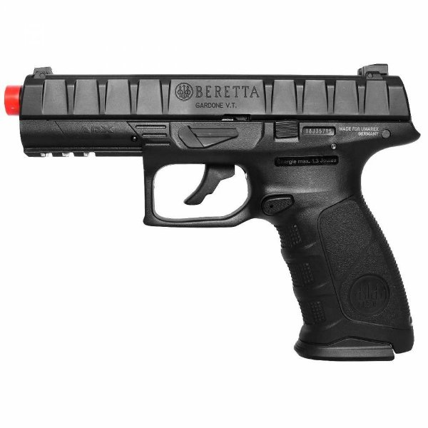 PISTOLA AIRSOFT GBB CO2 GLOCK BRT APX  BLOWBACK - UMAREX