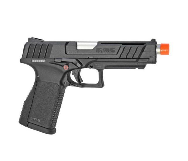 Pistola Airsoft  GBB GTP9 Blowback  + Case Exclusivo - G&G