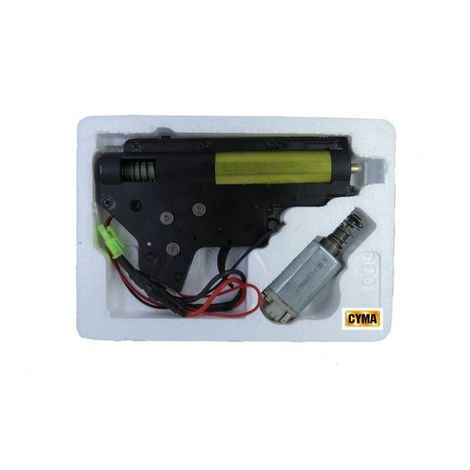 KIT GEARBOX V2 COM MOTOR - CYMA