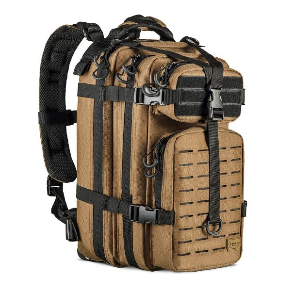MOCHILA ASSAULT LASER CUT INVICTUS - COY-PRT